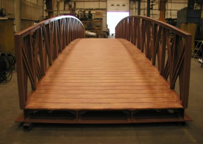 Custom Residential Bridge