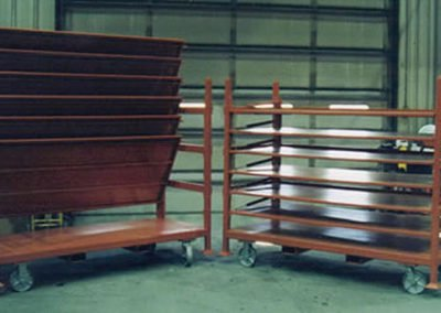 Foundry Core Racking