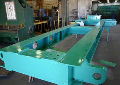 Diesel Engine Generator Frame