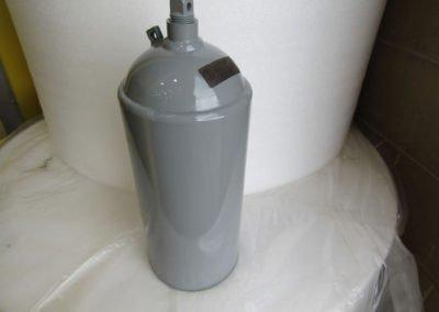 Mercury Storage Flask