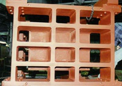 Molding Machine Frame