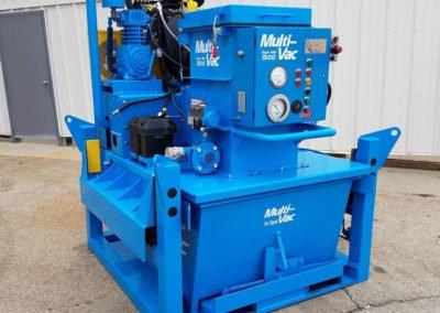 Multi-Vac Super Mini Gas with Air Compressor