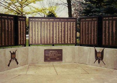Refurbished Memorial